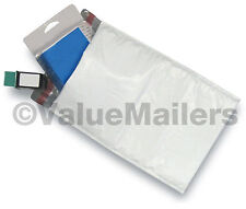 100 #CD 6.5x8.5 Poly Bubble Shipping Mailers Media Envelopes DVD VMB Bags