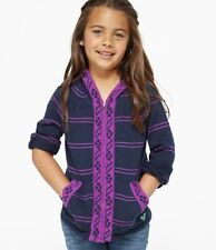 Roxy Kids Young Crush Size 5  Hoodie Sweaters