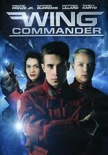 WING COMMANDER (DVD, 2013) NEW