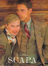 PUBLICITE ADVERTISING   1993    SCAPA  haute couture