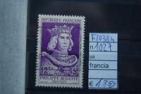 FRANCOBOLLI FRANCIA USATI N°1027 (F10384)