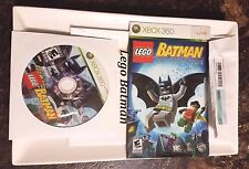 NEW LEGO Batman The Video Game (Xbox 360)