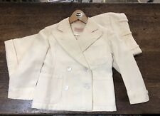 Boys Vintage Palm Beach Goodall-Sanford Double Breasted Suit Desmond's of CA