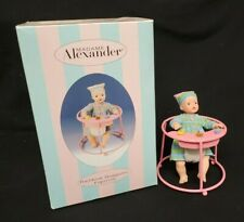 Vintage Madame Alexander Rainbow Huggums Baby Girl Numbered and COA