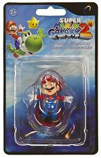 "Flying Mario (~1.9""): Super Mario Galaxy 2 - Mini-Figure Keychain Collection"