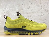 Nike Air Max 97 (Bright CitronBlack Black) Men's Shoes