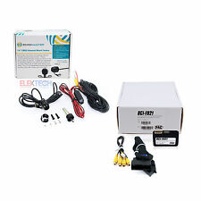 """Back-up Rearview Video Camera & Interface COMBO for Ford 8.4"""" MyTouch Systems"""