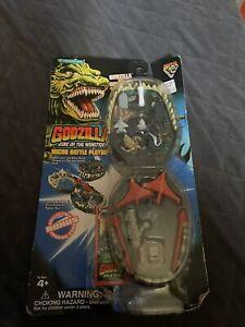 Godzilla vs Ghidorah Micro Battle Playset  1994 TRENDMASTERS RARE UNOPENED NRFB
