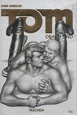 TOM OF FINLAND - THE COMICS VOLUME 1 - DIAN HANSON - TASCHEN