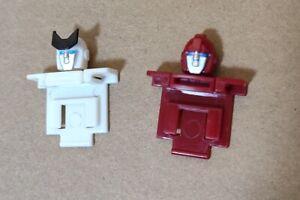 Transformers custom encore 05 06 tfe 05 06 ironhide ratchet head