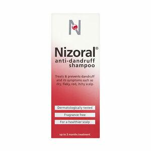 Nizral Anti Dandruff Shampoo - 100ml