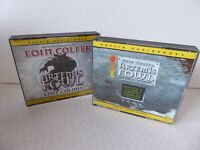 Eoin Colfer Artemis Fowl The Arctic Incident & The Lost Colony CD Audio Books