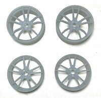 1/18 SCALE PUR DESIGN RS01 RIMS - HIGH DEFINITION SLA 3D PRINTED WHEELS