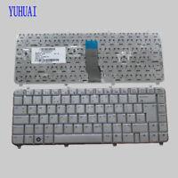New Original UK Laptop keyboard for HP Pavilion DV5 DV5-1000 Silver