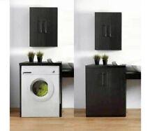 Mobile bagno coprilavatrice su misura con o senza ante in 15 colori arredo|1