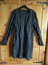 COS tunic/dress dark grey with pocket,  size 8/EUR34, new