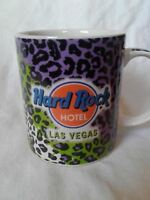 Hard Rock Cafe Las Vegas Coffee Mug Cup