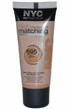 NYC Skin Matching Foundation, Cocoa Light 695 30ml Brand New