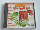Hits From The 70's - Vol. 1 Only Of 3 Cd Set - Various (CD Album) Used Very Good