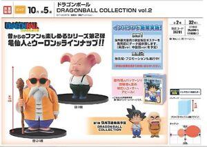 Banpresto Dragon Ball Z Collection Vol.2 Kame Sennin & Oolong PVC Figure