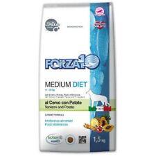 Forza 10 Medium Diet Al Cervo 12 kg Per Cani