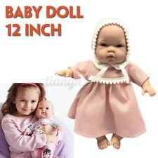 "12"" Real Life Baby Dolls Silicone Vinyl Reborn Lifelike Realistic Newborn   B"