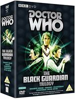 DOCTOR WHO THE BLACK GUARDIAN TRILOGY [DVD][Region 2]