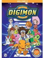 Digimon: Digital Monsters - The Offical First Season, V (2013, REGION 1 DVD New)