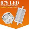 R7s LED Lights Bulb Spotlight Floodlight 5050 COB Halogen Silicone Lamp 5W-20W