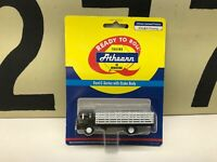 Athearn HO Scale Ford C Series with Stake Body Black Unmarked New Old Stock