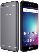 BLU Grand M G070Q Unlocked GSM Quad-Core Dual-SIM Phone - Gray ✔Ships Same Day