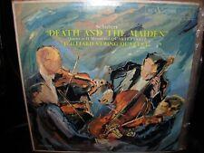 JUILLIARD STRING QUARTET / SCHUBERT death and maiden ( classical )