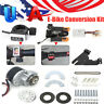 Electric Bike Conversion Kit 250W 24V for Common Bike Left Chain Drive Custom US