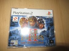 Age Of Empires 2 The Age Of Kings PlayStation 2 PS2 Full Game Promo