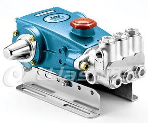 New CAT Pump Model 310S - triplex [three plunger rods] positive displacement