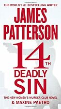 14th Deadly Sin (Womens Murder Club) by James Patterson, Maxine Paetro