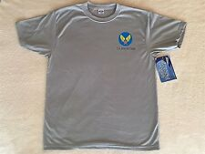 WW2-WWII US ARMY AIR CORPS Insignia (USAAC)-Custom Dye Sublimation-LARGE T-Shirt