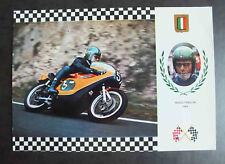 CPM - MOTO AERMACCHI GP 250 CC RENZO PASOLINI - SERIE GRAN PRIX N° 11 *