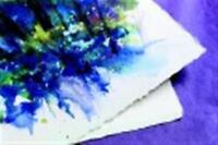 Arches 100 Percent Cotton Rag Hot Press Watercolor Paper, 22 x 30 in.-Off White