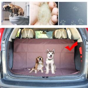 Car SUV Truck & Cargo Mat Boot Liner Cover Waterproof Dog Cat Pet Sleeping Mat