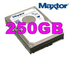 "Maxtor 250GB 3.5"" Inch PC/Desktop SATA HDD Internal/Int Hard Disk/Disc Drive HD"
