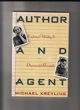KRAYLING-AUTHOR & AGENT-EUDORA WELTY & DIARMUID RUSSELL-1ST1991-LITERARY SAGA NF