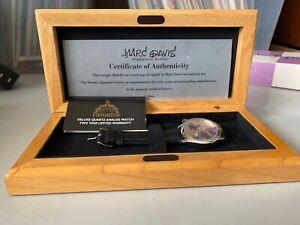 *MALEFICENT Disney Marc Davis Signature Series Watch Limited Ed 0273 of 5000 NEW
