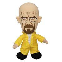 Breaking Bad XL Walter White HEISENBERG Plüsch Figur 20 cm im gelben Schutzanzug