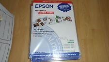 17 confezioni EPSON Media Pack