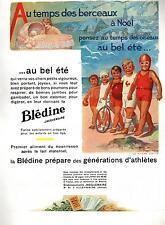 ▬► PUBLICITE ADVERTISING AD Blédine bébé baby Jacquemaire Monnier