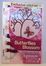 Butterfly Blossom Cross Stitch Kit