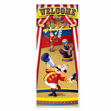 Circus Tent Funfair Carnival ShowmanTheme Welcome Door Party Decoration 6Ft