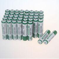 40 X 1.2V AAA Akkus 1350mAh NiMH wiederaufladbare batterien BTY