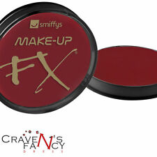 Face & Body Paint Smiffys FX 16ml Pot Fancy Dress Facepaint Accessory RED
